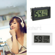 NEW Mini Digital LCD Thermometer Hygrometer Humidity Temperature Meter Indoor