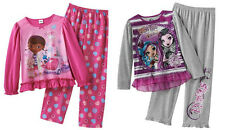 Ever After High or Doc McStuffins Pajama set - NWT!