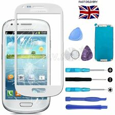 White Front Broken Screen Glass Replacement Repair Kit for Samsung Galaxy S3Mini