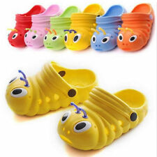 Cute Baby Girls Boy Toddler Kid Sandals Slippers Sandals Beach Caterpillar Shoes