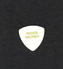 The Who 2015 Roger Daltrey Guitar Pick  Bradley Center 3/21/16 show used