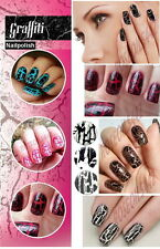 TOPPRICE Classic Crackle Nail Polish Grafitte effect 13ml Colours AMAZING FINISH