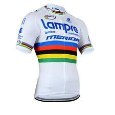 Cycling Road Bike Bicycle Team Clothing Jersey Shirts Tops Riding Sport Wear 112