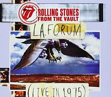 ROLLING STONES - FROM THE VAULT: L.A. FORUM (LIVE) (IN) (1975) (+DVD) NEW CD