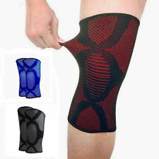 Sports Elastic Knee Pad Wrap Support Brace Arthritis Injury Sleeve Protector