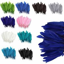 100pcs Goose Feathers Party Headdress Craft Wedding Decorations Beautiful