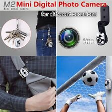 Mini Protable Metal Digital Photo Camera M2 Loop Video Motion Detection F5