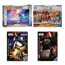Star Wars Jigsaw Puzzles and Games (Assorted)