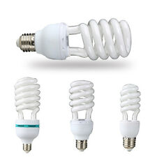 Spiral Shaped Energy Saving Lamp Bulb Light Bulb E27 V220 26W 36W 40W 65W 85W