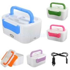 Electric Heated Lunch Box Portable Food Warmer Container Bento 12V  5 Colors