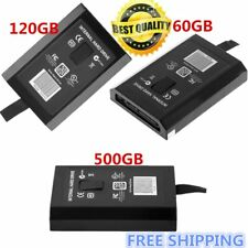HOT Internal Hard Drive Disk HDD for Microsoft Xbox 360 Slim 60GB/120GB/500GB FC