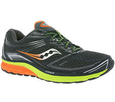 NEU Saucony Guide 9 Men's Shoes Running Sports Shoes Black S20295-3