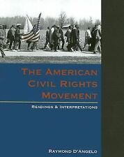 Textbook: The American Civil Rights Movement : Readings and Interpretations...