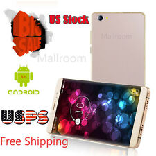 "6.0"" Touch Unlocked Dual Sim Android 3G/GSM WIFI Smart Mobile Cell Phone US Lot"