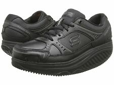 SKECHERS ® MAISTO BLACK SHAPE UPS SLIP RESISTANT WOMEN'S WORK SHOES