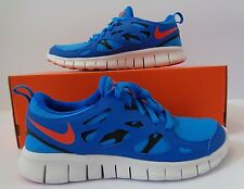 nike free run 2 (GS) youth running trainers 443742 404 sneakers shoes