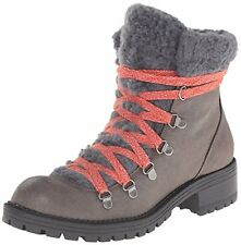 Madden Girl Women's Bunt Shearling Ankle Boots