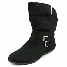 Rampage Women's Bram Round Toe Ankle Boot