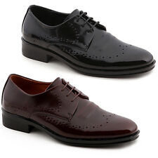 New Trend Mooda Fashion Mens Oxford Dress Formal Leather Shoes