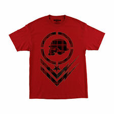 Metal Muilsha Men's Impact Short Sleeve Cardinal Red T-shirt