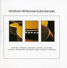 WINDHAM HILL RECORDS: GUITAR SAMPLER / VARIOUS NEW CD