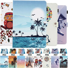 Luxury Flip Stand PU Leather Case Smart Cover for Apple iPad Mini/ iPad Air/ Pro