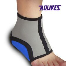 Aolikes Ankle Brace Support Guard Boxing Protective Gear Foot Gym Sport Braces