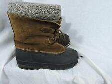 Sorel Badger Boots Youth Size 6