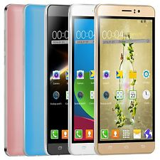 "XGODY Unlocked Cell phone Quad Core 6"" Android 5.1 Smartphone 8GB 3G/2G 2SIM"