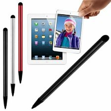 Wholesale! Resistive & Capacitive Touch Screen Stylus Pen For iPad iPhone Tablet