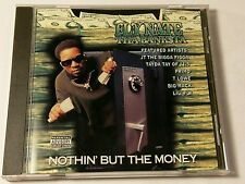 Rare 1996 Fly Nate tha banksta Nothin' but the money gangsta rap CD OOP