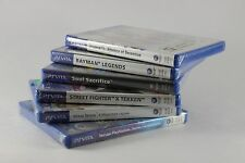 8 PS Vita games PAL Multilanguages BRAND NEW/SEALED