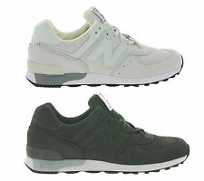 NEU New Balance 576 Men's Shoes Real leather Sneaker Trainers M576NRG & M576NRW