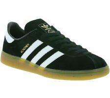 NEW adidas Originals Munich Shoes Men's Sneakers Trainers Black BB5296