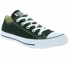 NEW Converse Chucks All Star Ox Shoes Trainers Black M9166C SALE