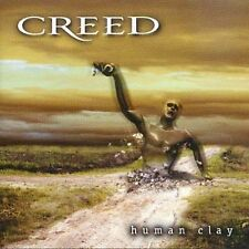 Creed - Human Clay CD, Used, Very Good Condition