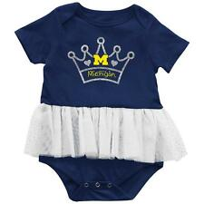 University of Michigan Wolverines Infant Princess Tutu Onesie