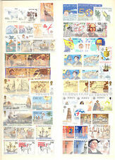 EUROPA CEPT 1992 COMPLETE YEAR SETS STAMPS MNH ALL WITH MINIATURE SHEETS ALSO