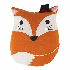 Sass & Belle Applique Cushion - Alfie The Fox (With Inner)