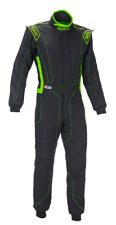 FIA Racing Suit SPARCO VICTORY RS-4 Rally Race Sport Overall 8856-2000 Black