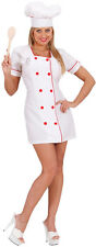 Sexy Chef Costume NEW - Ladies Carnival Fancy Dress