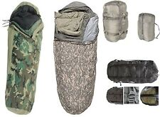 USGI Modular Sleep System ACU Digital & Woodland Camo Sleeping Bag US Military