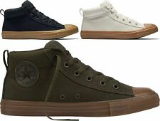 Converse Men's Chuck Taylor All Star Street Mid-Top Casual Shoes NEW!!