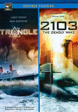 The Triangle/2103: The Deadly Wake (DVD, 2011)