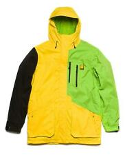 Rip Curl VDLR GUM 15K SNOW JACKET Mens Snowboard Ski Mountain Jacket - Green