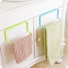 1Pcs Kitchen Towel Bar Holder Rack Storage Organizer Bathroom Home Hanging Set