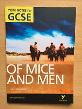 Of Mice and Men: York Notes for GCSE: 2010 by Martin Stephen (Paperback, 2010)
