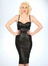 Stop Staring Vega Fitted Dress NWT vintage inspired pinup look