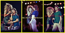 4x6 inch photo (s) MICK JAGGER TINA TURNER   BUY 1,2...OR ALL   ROLLING STONES