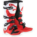 ALPINESTARS TECH 5 MOTOCROSS ATV DIRTBIKE MX BOOTS RED/WHITE/BLACK MENS SIZE